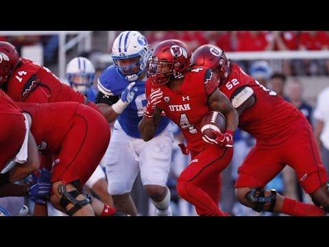 Highlights: Utah football edges rival BYU in thriller
