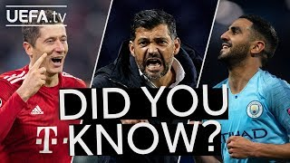 PORTO, MAHREZ, LEWANDOWSKI: BEST STATS you may have missed from the GROUP STAGE