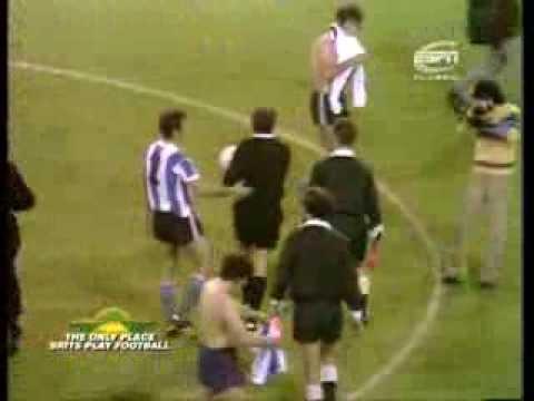 England 2-2 Argentina (1974)