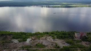 Бывшая территория завода ЗИМ