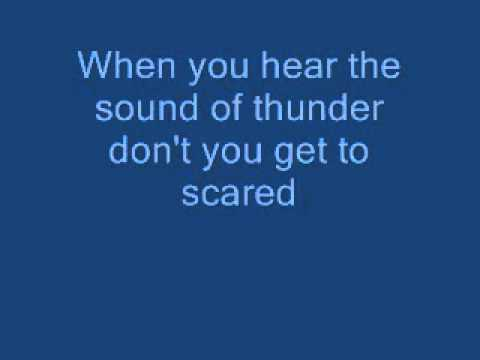 Ted - Thunder Buddy song w/lyrics