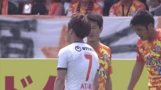 2017年4月16日(日)に行われた明治安田生命J1リーグ 第7節 清水vs大...