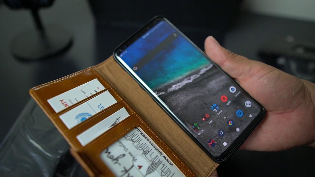 Samsung Galaxy S9/S9 Plus - IPulse Cases-Italian Leather ...