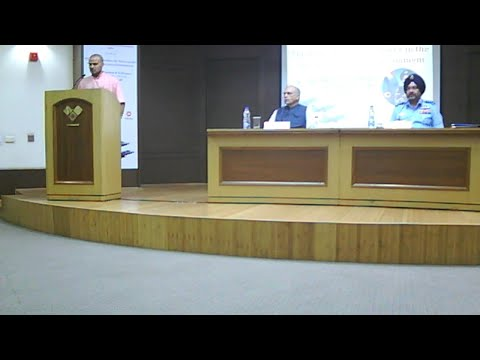 Vimarsha - The Role of IAF in Changing Security Environment by ACM BS Dhanoa PVSM AVSM YSM VM ADC