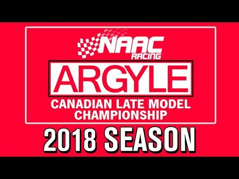 2018 NAAC Argyle Canadian Late Model Championship: Riverside and Montréal (Races 4 and 5/12)