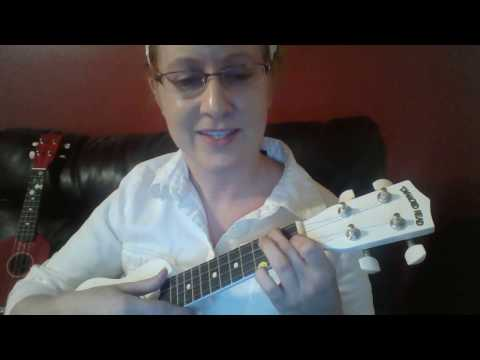 LAVA; A Song with 3 Ukulule Chords (C, G7, F)