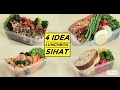 4 Idea Lunchbox Sihat