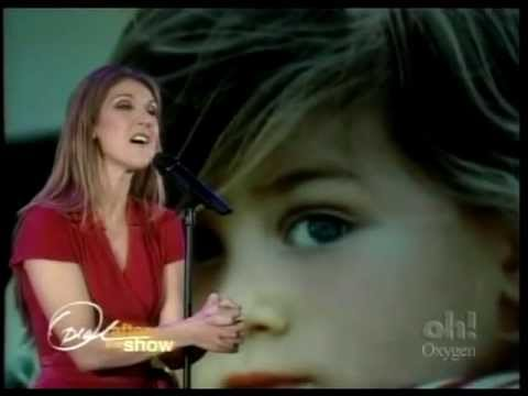 Celine Dion - Miracle + Beautiful Boy + Interview (Live) HQ