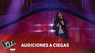 Amorina Mariana Alday - Corazón Mentiroso - Karina - Blind Auditions - La Voz Argentina 2018 YouTube Videos