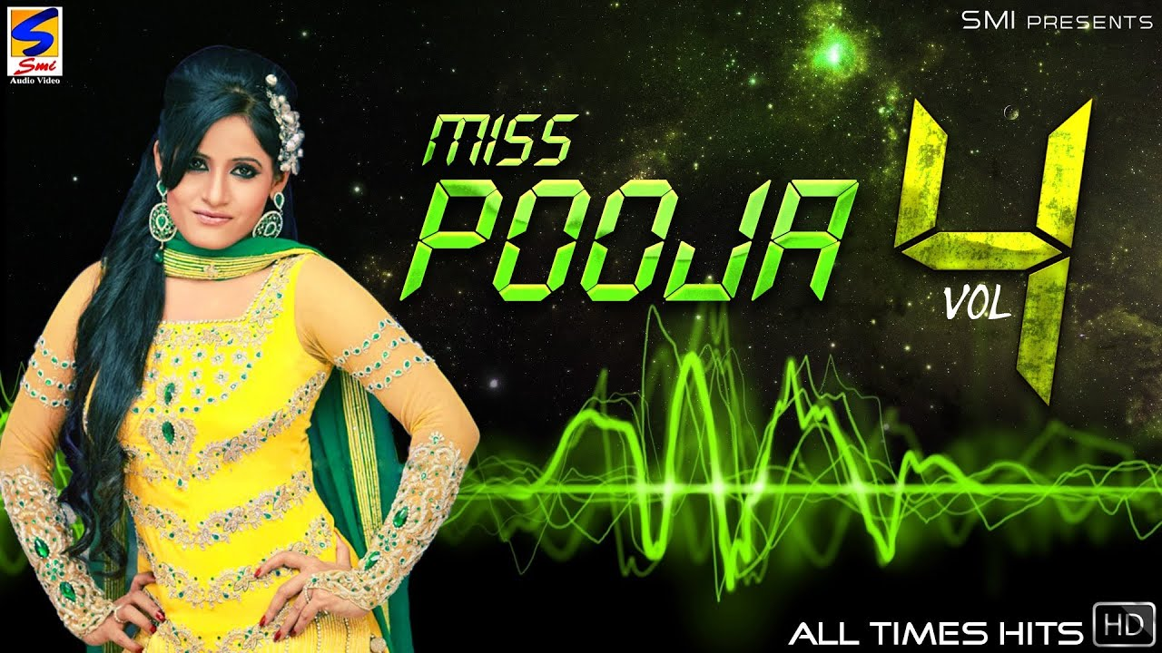 Miss Pooja Top 10 All Times Hits Vol 4 Non Stop Hd Video