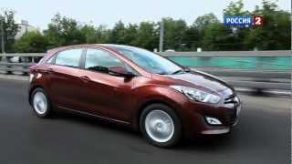 Тест драйв Hyundai i30 АвтоВести 64 смотреть