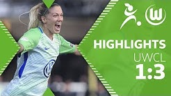 Chelsea Ladies FC - VfL Wolfsburg | Highlights | UEFA Women´s Champions League