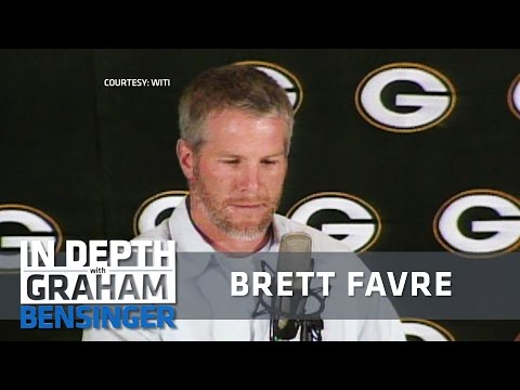 Brett Favre: I was wrong for retiring early