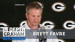Brett Favre: I was wrong for retiring early
