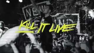 New Found Glory - Hit Or Miss - Kill It Live - Chain Reaction - 3/28/13