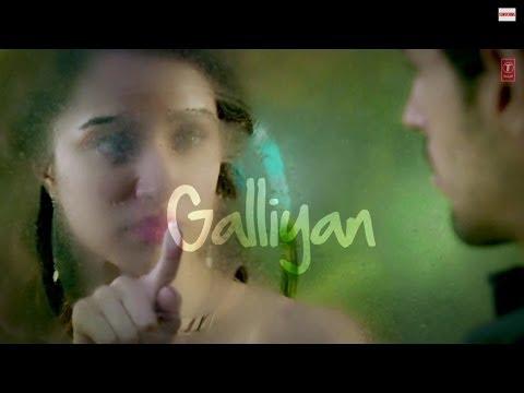 Lyrical Galliyan Full Song with Lyrics | Ek Villain | Ankit Tiwari | Sidharth Malhotra