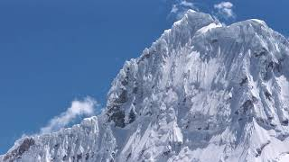 Visitamos la Cordillera Blanca sin salir de casa