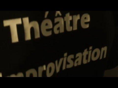 FBI IMPRO - Teaser match impro ateliers ados et adultes avancés de la FBI,decembre 2015