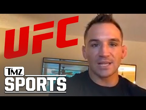 UFC's Michael Chandler 'Excited' for Backup Role for Khabib vs. Gaethje, I'm Ready!   TMZ Sports