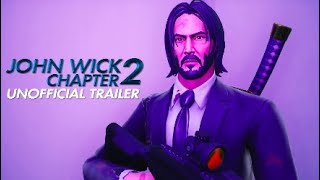 John Wick: Chapitre 2 (Fortnite 2019) Bande-annonce officieuse - 'Wick Gets Tilted'