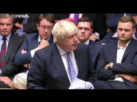 Boris Johnson attacks Theresa May again over her Brexit plans