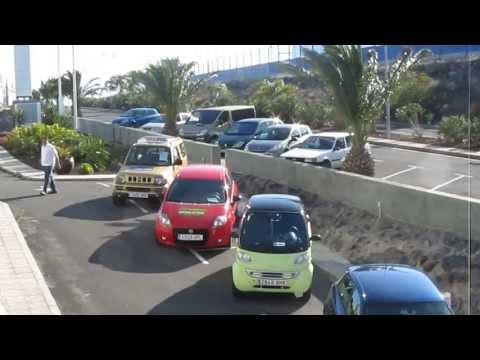 Exposición de vehículos V.O. y de segunda mano en Merca Stock