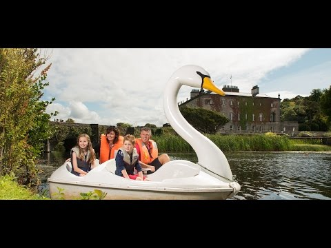 Westport House - winner of the Best Family Holiday Destination in Ireland