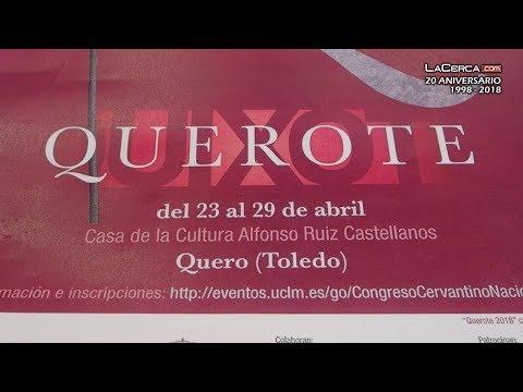 Víctor Raúl López Ruiz nos presenta la III Semana Universitaria y Cervantina Querote 2018