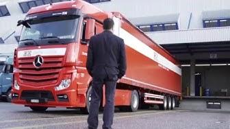 Zibatra AG - Mit moderner Logistik zur richtigen Zeit am richtigen Ort
