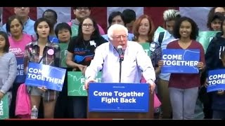 Bernie Sanders speaks in Las Vegas 4-22-17