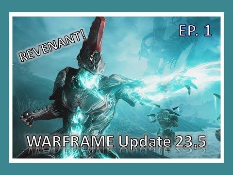 Mask of the Lost One! Revenant Warframe Starting Quest | Warframe Walkthrough