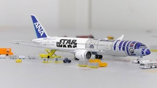 1:400 Scale Model Airport Update #18