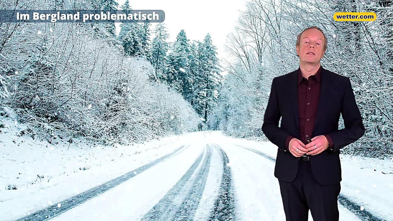 Wetter Heute Die Aktuelle Vorhersage 28012019 Youtube