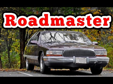 Regular Car Reviews: 1995 Buick Roadmaster Sedan
