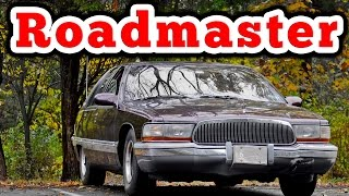 Regular Car Reviews: 1995 Buick Roadmaster Sedan