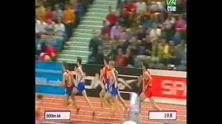 Antonio Reina Final campeonato Europa Madrid 2002