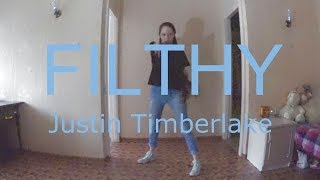 Filthy/ Choreography by Jake Kodish/ TMillyTV