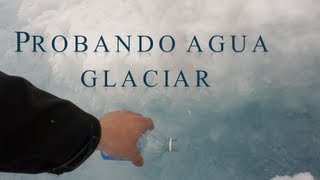 Probando agua glaciar! - Jasper 2 Canadá 6 AXM