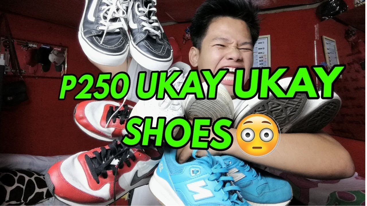367b2cad66bb42 UKAY-UKAY SHOES!(Where to buy+Tips) - YouTube