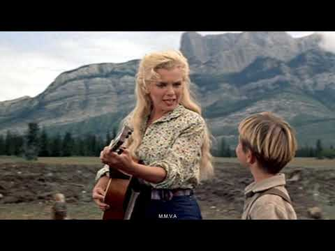 """Marilyn Monroe In """"River Of No Return"""" - """"Down In The Meadow"""" And Movie Trailer"""
