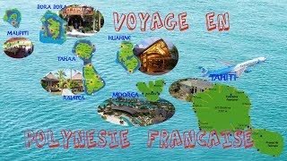 Voyage en Polynésie Française | Vol Paris Orly- Tahiti Papeete