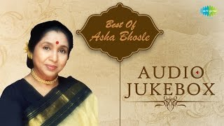 Best Of Asha Bhosle - Best Bollywood Songs - Jukebox | Asha Bhosle Superhit Songs