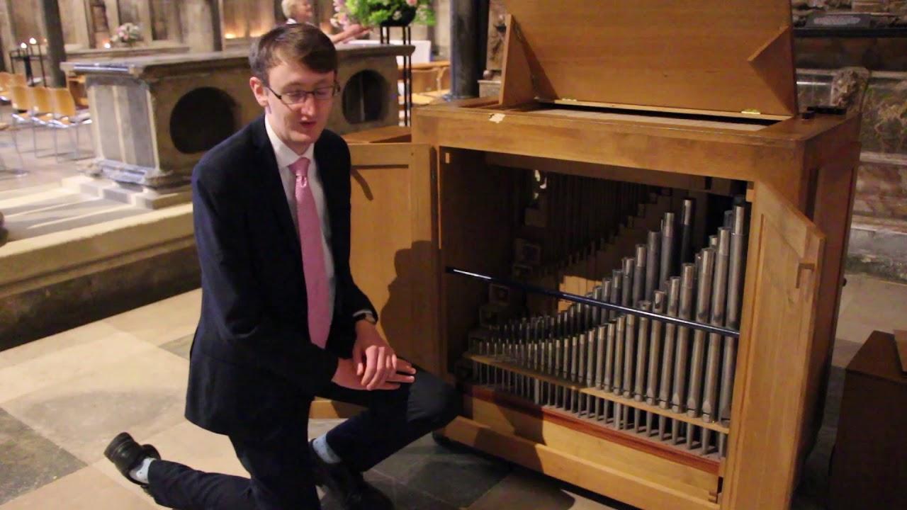 Chamber Organ Recital at Salisbury Cathedral