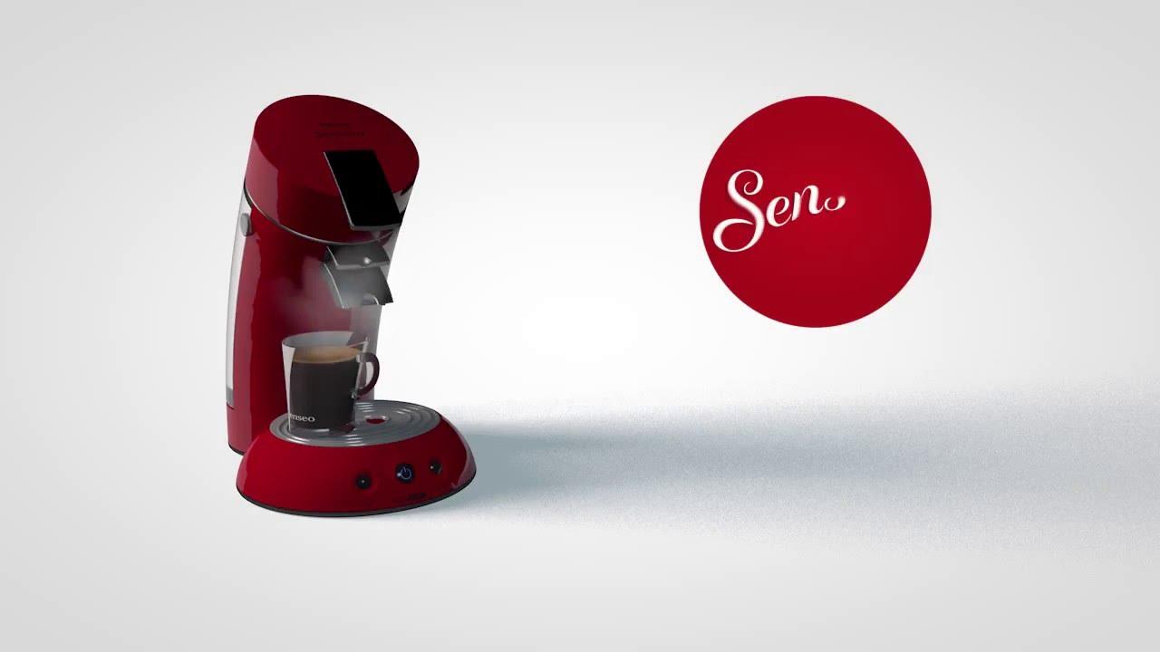 publicit machine caf senseo projet tudiant youtube. Black Bedroom Furniture Sets. Home Design Ideas