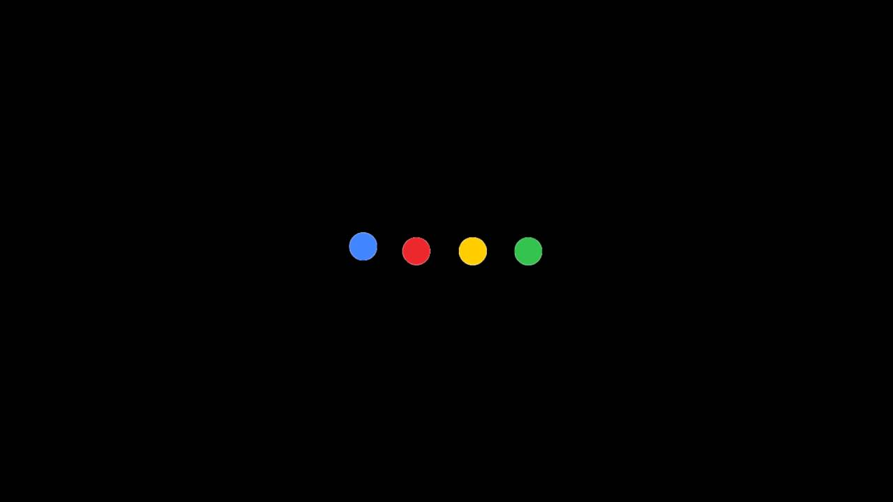 Google Pixel Bootanimation Black Youtube