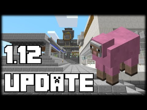 Adventures in Minecraft 1.12 - Quest for the Pink Sheep