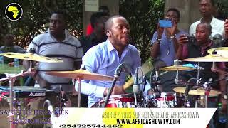 Download lagu SAGE THE DRUMMER - LIVE SEBEN MIX WERRASON ..PERFORM AT FESTIVAL DRUMJAM KENYA ANNIVERSARY