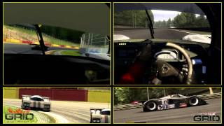 Grid Autosport - Cockpit Comparison