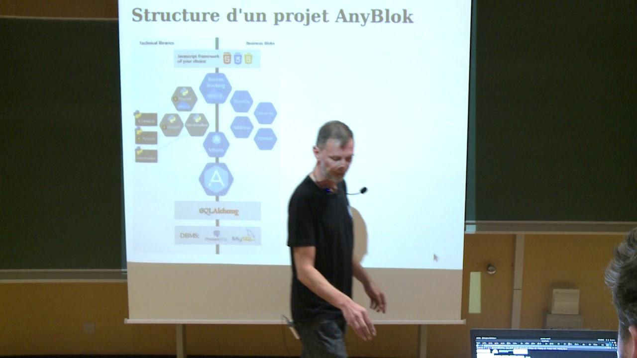 Image from Développement d'applications avec le framework Anyblok et son écosystème d'outils et modules métier
