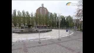 ТК Донбасс - 1 декабря на площади Ленина появится каток(Первого декабря на центральной площади Донецка появится каток. Это съемная конструкция в виде кольца вокру..., 2012-11-05T19:41:16.000Z)